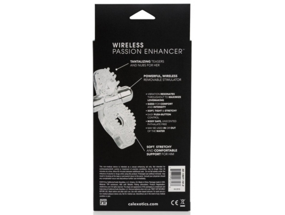Wireless Passion Enhancer