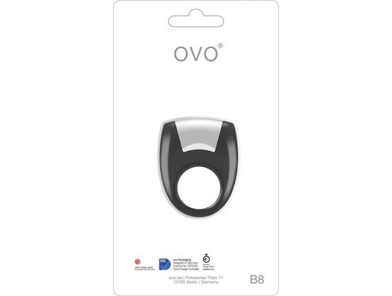 OVO B8 Vibrating Cock Ring