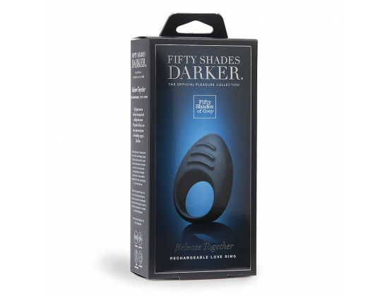Fifty Shades Darker Release Together Love Ring