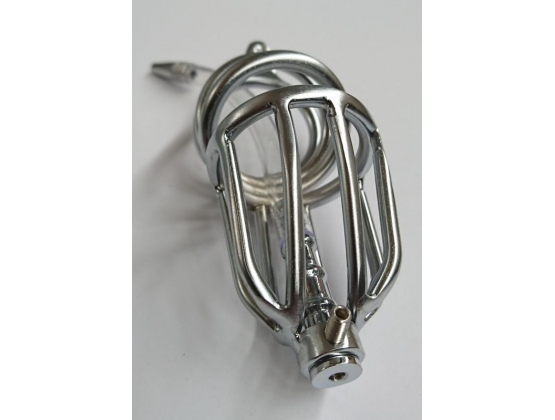 Chastity Device For Male & Urethral Tube