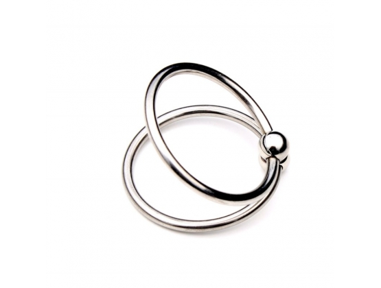 Cock Ring Duo Glans & Ball