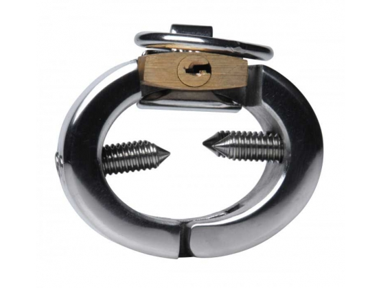 Fiend Stainless Steel CBT Piercing Chamber 1.5 Inch