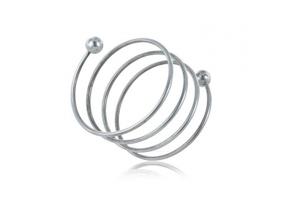 For Shared Cock Ring Spiral 55MM