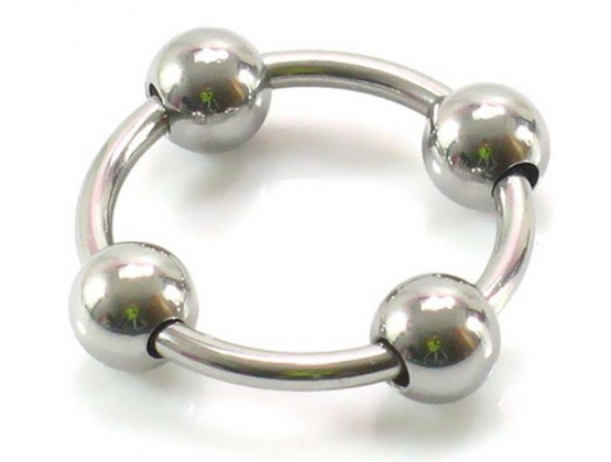 Glans Ring With 4 Balls