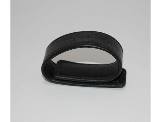 USABondage Cock Ring Simple Leather