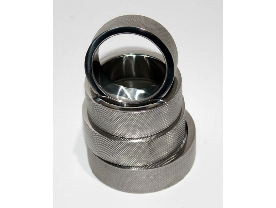 Knurled Surface Cock Ring 20mm