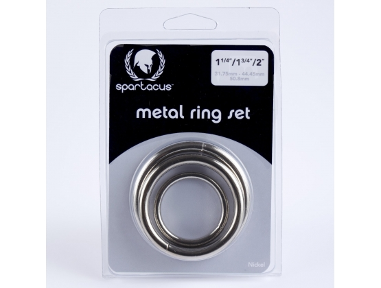 Nickel Metal C Ring Set