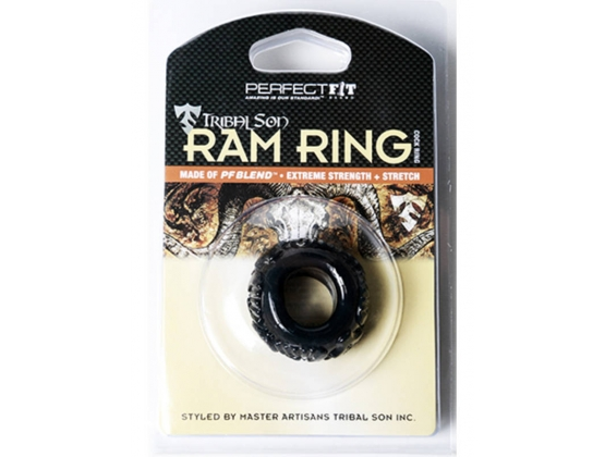 Perfect Fit Ram Ring