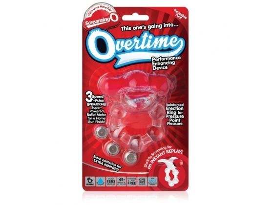 Screaming O Overtime Cock Ring