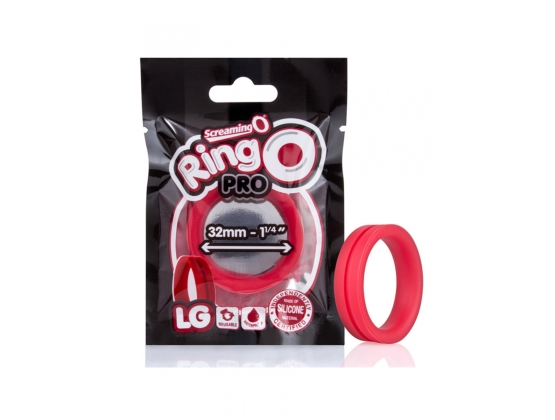 ScreamingO RingO Pro Red