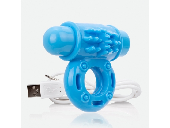 ScreamingO Charged Owow Vibrating Cock Ring