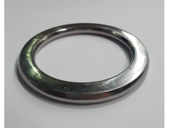 Steel AutoStraddle Cock Ring