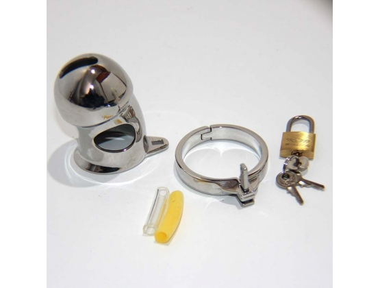 Penned In Male Chastity Device
