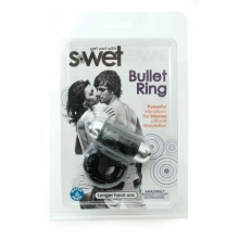 S-Wet Bullet Ring Black